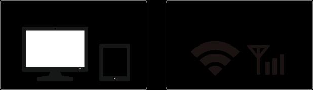 タブレットPCとネット環境